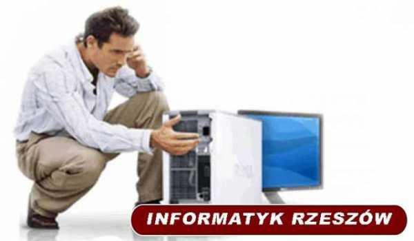 Informatyk Usługi Informatyczne dla firm Rzeszów, Krosno, Jasło